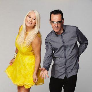 Craig and Deb Stephens AKA Z & Sapphire