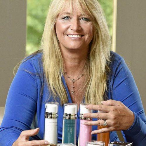 Deborah Mitchell (Skin Care Therapist to the stars)
