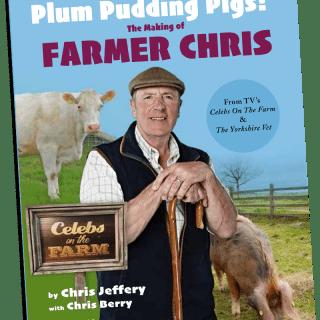 Chris Jeffery (Best known as      Farmer Chris)
